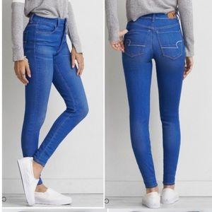 Aeo Denim Café High Waisted Jeans